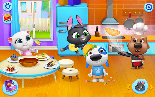 Image For My Talking Tom Friends Versi 1.7.4.5 17
