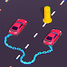 Chained Cars game apk icon