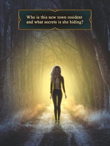 The Secret of the Past - Vampire Romance Story screenshots 3
