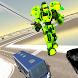 バスロボットオンライン-ロボットカートランスフォームウォーズ