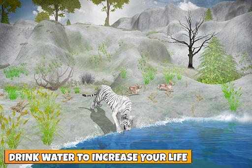 Snow Tiger Family 1.7 screenshots 4