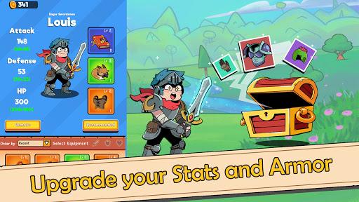 Card Guardians: Deck Building Roguelike Card Game  screenshots 8