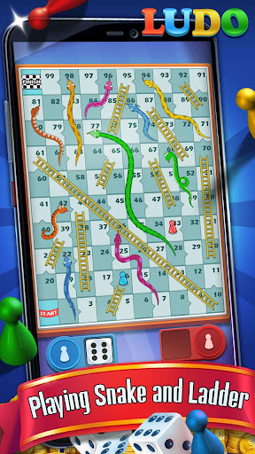 Ludo Comfun- Ludo Online Game Snakes&Ladders 3.5.20201105 screenshots 4