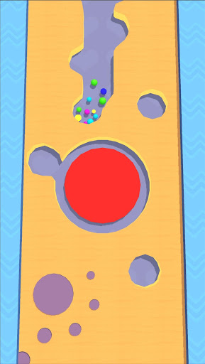 Dig in sand  - Free Ball games  screenshots 5
