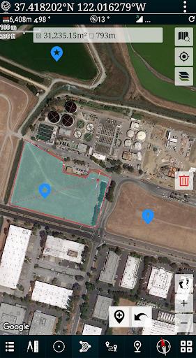 Mgrs & Utm Map 6.5.4 screenshots 1