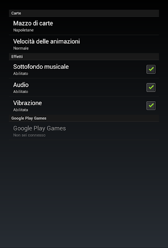 Briscola modavailable screenshots 24