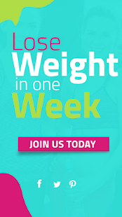 Lose Belly Fat in 1 Week Only