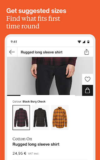 Zalando u2013 fashion, inspiration & online shopping apktram screenshots 13