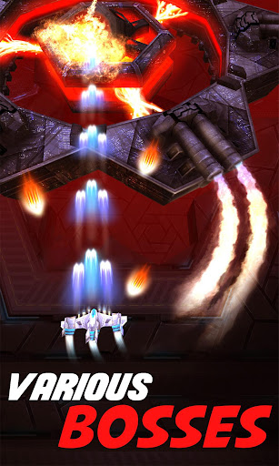 Code Triche Galaxy Shooter - Alien Invaders: Space attack APK MOD (Astuce) screenshots 1