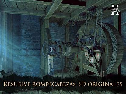 Schermata La casa di Da Vinci 2 Lite