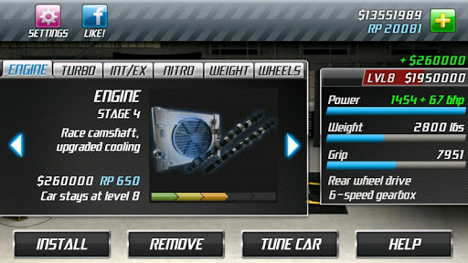 Drag Racing 2.0.49 Screenshots 16