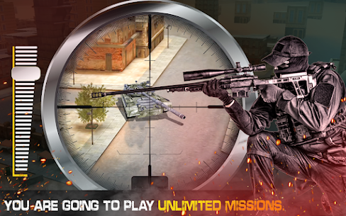 Realistic Sniper Shooter 3D – FPS Shooting 2021 4