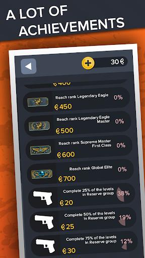 Ultimate Quiz for CS:GO - Skins | Cases | Players apkdebit screenshots 7