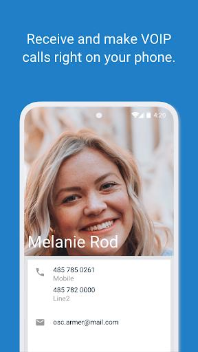 Line2 - Second Phone Number  screenshots 2