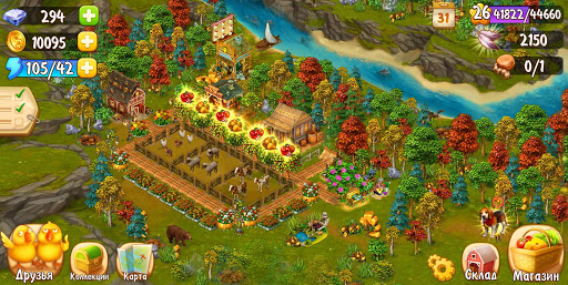 Golden Frontier: Farm Adventures 1.0.41.40 screenshots 3