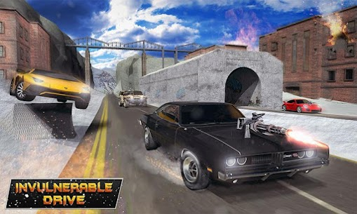 Furious Death Car Snow Racing: Armored Cars Battle Hack Online (Android iOS) 2