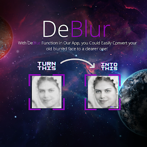 DeBlurify - AI Photo Enhancer 1.0.0