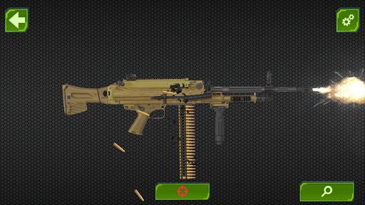 Machine Gun Simulator Free 2.2 screenshots 2
