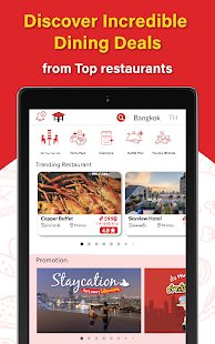 Hungry Hub - Thailand Dining Offer App 5.7.9 Screenshots 9