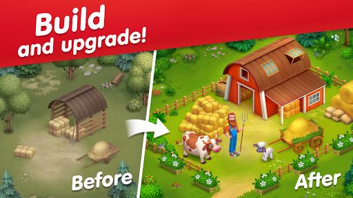Greenvale: Match Three Puzzles & Farming Game! 1.3.2 screenshots 3