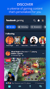 Facebook Gaming: Watch, Play, and Connect 1
