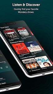 Wondery – Premium Podcast App (MOD APK, Premium) v1.10.0 2