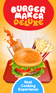burger deluxe - cooking games hack