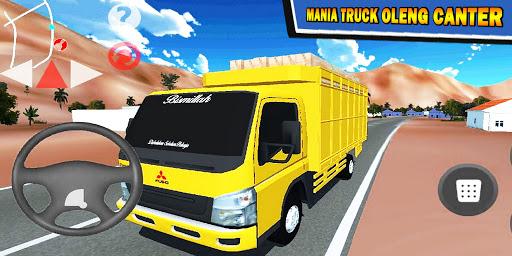 Mania Truck Oleng Simulator Indonesia 2021 1.0.0 screenshots 18