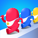 Crowd Buffet - Fun Arcade .io Eating Battle Royale - Androidアプリ
