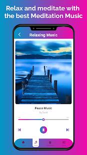Music, Meditate, Relax & Sleep Better