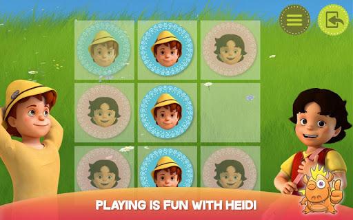 Heidi: best toddler fun games 7.0 Screenshots 16