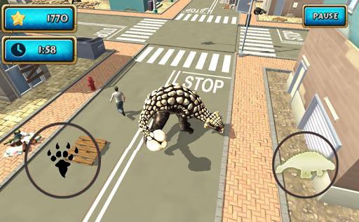 Dinosaur Simulator 2 Dino City  screenshots 16