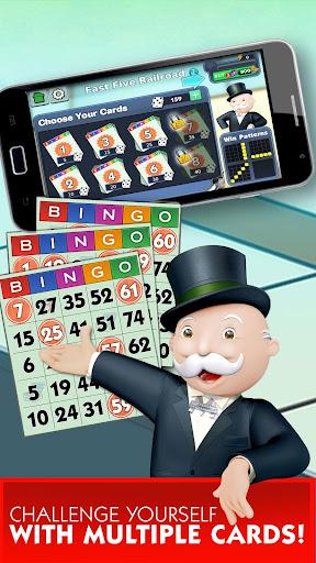 MONOPOLY Bingo! 3.3.8g screenshots 1