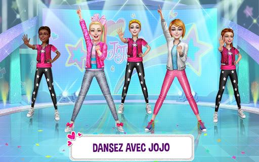 Code Triche JoJo Siwa : Vis pour danser APK Mod screenshots 1