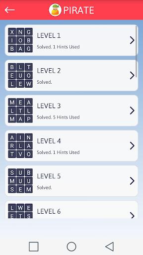 Word Puzzle - Word Games Offline  Screenshots 5