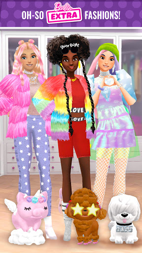 Barbie™ Fashion Closet 1.9.0.290 screenshots 2