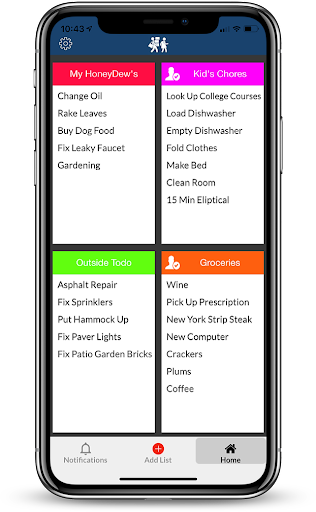 honeydew: to-do list, tasks & reminders screenshot 2