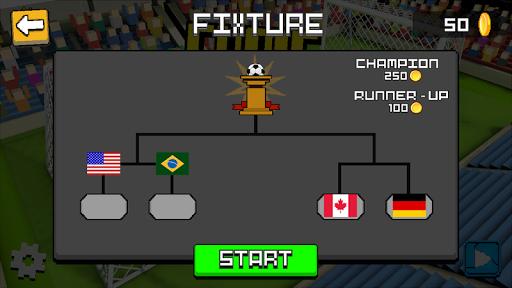 Cubic Soccer 3D screenshots 18
