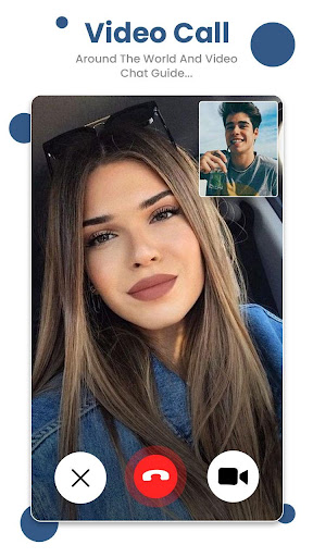 Video Call Around The World And Video Chat Guide screenshot 1