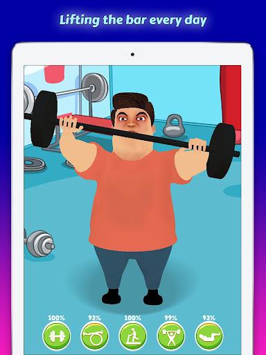 Fat Man (Lose Weight) 1.1.4 screenshots 14