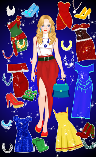 Princess Christmas Shopping screenshots 4