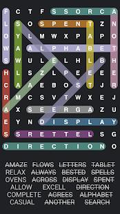 Word Search Free 8.3 Screenshots 4