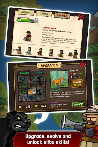 Lumberwhack: Defend the Wild 5.6.6 screenshots 4