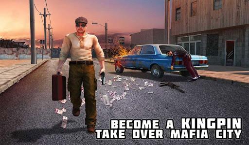 Crime City Mafia Gang War Car Theft Gangster Games  screenshots 9