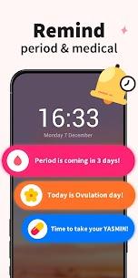 Period Tracker – Period Calendar Ovulation Tracker 4
