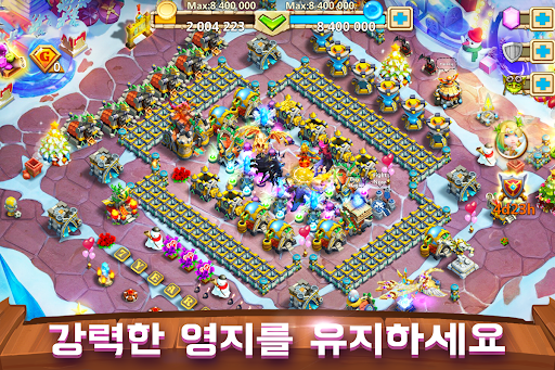 Castle Clash: 길드 로얄 Latest screenshots 1