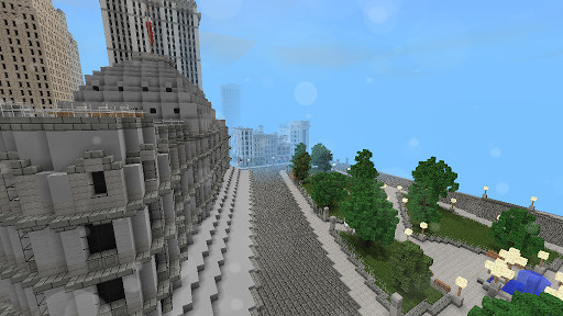 Prime MultiCraft Pocket Edition City Builder 2.1.1 Screenshots 3