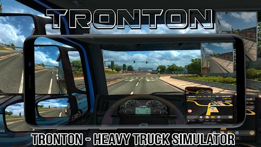 TRONTON - Heavy Truck Simulator Tycoon 1.1.0 screenshots 4