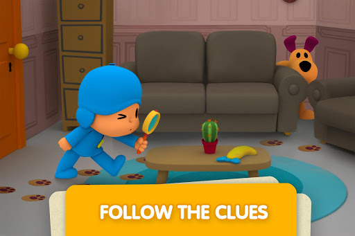 Pocoyo and the Mystery of the Hidden Objects APK MOD  1