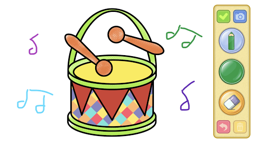 Coloring and drawing for kids  screenshots 7